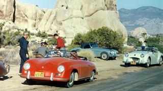 Porsche Speedster - Von der Billiglösung zum Sammlerstück