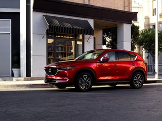 Mazda CX-5 - Premiere in Los Angeles