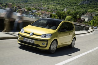 Test: VW Up - Ziemlich goldig