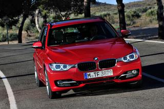 BMW 3er Touring - Nicht nur flott, sondern praktisch (Kurzfassung)