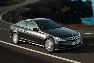 Mercedes-Benz C-Klasse Coupé - Eleganter Stern