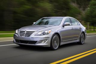 Hyundai Genesis - Mehr Kraft für Koreas Oberklasse