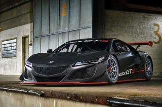 Honda NSX GT3  - Für die Rennstrecken der Welt