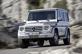 Mercedes G-Klasse - Verjüngungskur für den Klassik-Kasten