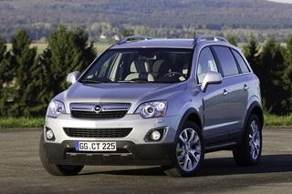Opel Antara - Facelift mit Tiefgang (Vorabtext)