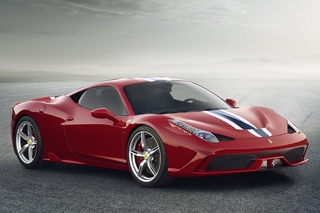 Ferrari 458 Speciale -  Kompromisslos auf Sport getrimmt