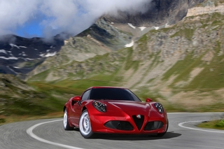 Alfa Romeo 4C -  Kurven- und Herzensräuber (Vorabbericht)