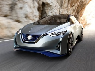 Nissan Leaf - Nächste Generation mit doppelter Reichweite