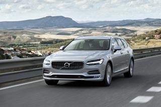 Volvo V90 D3 - Neue Basis für den Businesskombi