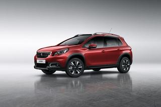 Peugeot 2008 - Neues Gesicht, alter Preis