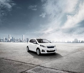 Peugeot 108 Sondermodell - Mit mehr Style