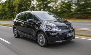 Mitfahrt: Opel Ampera-e - Langstrecken-Stromer
