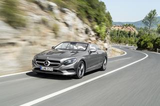 Test: Mercedes S500 Cabriolet - Es wurde aber auch Zeit
