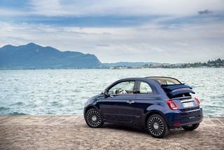 Fiat 500 Sondermodell - Maritimer Italiener