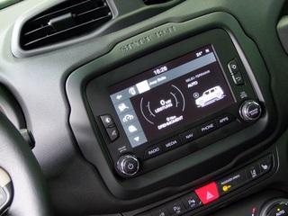 Neue App für den Jeep Renegade - Messbar über Stock und Stein
