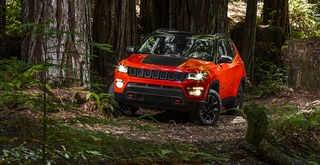 Jeep Compass - Schluss mit rustikal