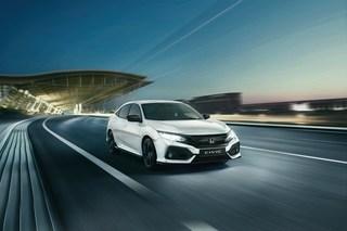 Honda Civic Dynamic - Außen Sportler, innen Sparer