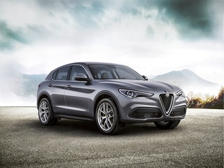 Alfa Romeo Stelvio - Zum Start als Sondermodell