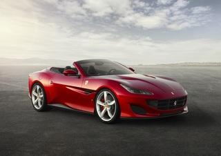 Ferrari Portofino  - Neues Frischluft-Spielzeug