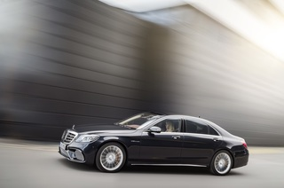 Mercedes S-Klasse - Neue Motoren für die Oberklasse