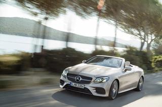 Mercedes E-Klasse Cabrio - Mehr Auto für mehr Geld