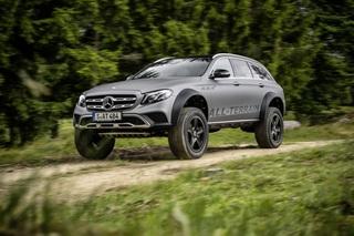 Mercedes E-Klasse All-Terrain 4x42 - Einen Versuch ist's wert