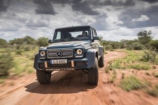 Fahrbericht: Mercedes-Maybach G 650 Landaulet - Der König von Afrika