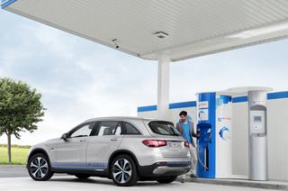 Mitfahrt: Mercedes GLC F-Cell - Nicht für Jedermann