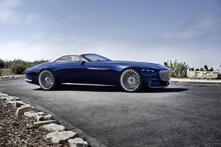 Mercedes-Maybach Vision 6 - Luxus am laufenden Meter