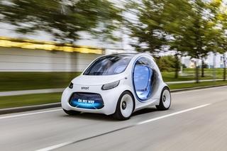 Smart Vision EQ Fortwo - Ganz schön smart