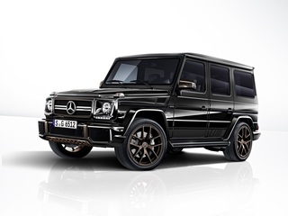 "Mercedes-AMG G 65 ""Final Edition""  - Abgang mit Stil"