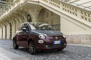 Fiat 500 Collezione - Italienisches Herbst-Modell
