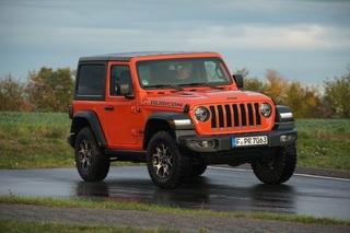 Euro-NCAP-Crahstest - Nur ein Stern für Jeep Wrangler