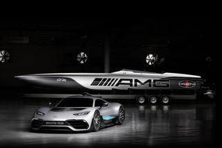 Cigarette Racing 515 Project ONE inspired by Mercedes-AMG - Hyperca...