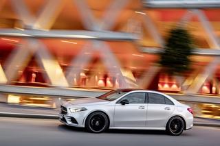 Mercedes A-Klasse Limousine  - Das kostet der Viertürer