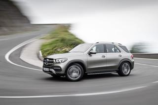 Mercedes GLE  - Bei 66.000 Euro geht's los