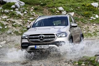 Mercedes  - Neuer GLE kommt Anfang 2019