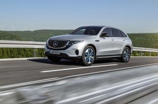 Preisliste für Mercedes EQC - Elektromobil zum Förderpreis