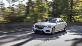 Mercedes S 560 e - Größere Reichweite und mehr PS