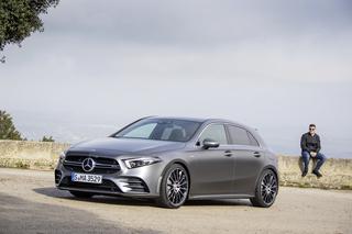 Test: Mercedes A 35 - AMG für Einsteiger