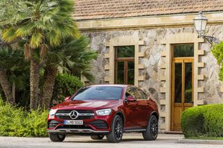 Mercedes GLC Coupé - Die schön schräge Alternative