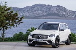 Mercedes-AMG GLC 63 4Matic+ - Mehr Ausstattung für die Sportler