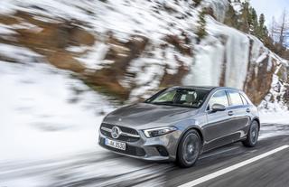 Fahrbericht: Mercedes A 220 4Matic und A 250 4Matic - Besser auf al...