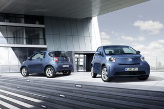 Klein, aber fein: Toyota iQ wird hochwertiger