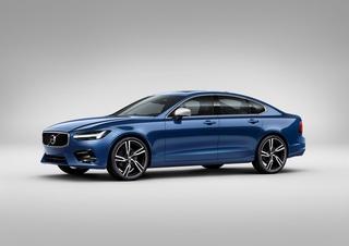 Volvo S90/V90 R-Design - Neue schwedische Business-Klasse auch mit ...