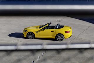 Roadster-Sondermodelle von Mercedes - Klappe zu