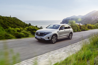 Mercedes EQC - Elektro-SUV kostet 71.300 Euro