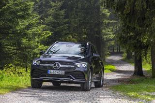 Fahrbericht: Mercedes GLC  - Maß und Mitte