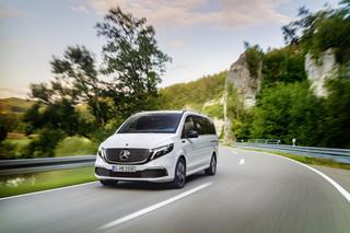 Weltpremiere: Mercedes EQV - Leiser shutteln