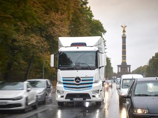 Elektro-Lkw  - 700 Strom-Trucks in Europa